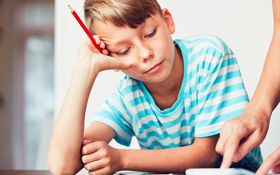 WHAT ARE THE POSSIBLE INDICATORS OF DYSLEXIA IN CHILDREN